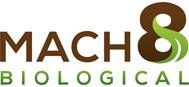 Mach 8 Biological Logo